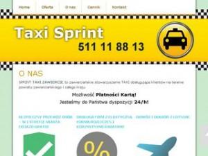Sprint - taxi Zawiercie